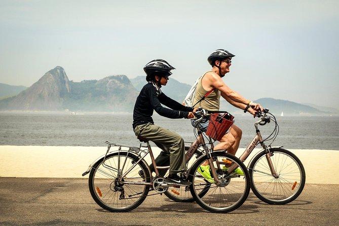 Bike tour, Sugar Loaf, Center and Olympic Boulevard, Rio de Janeiro, BRAZIL