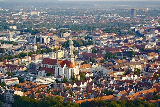 Private Transfer from Nuremberg to Munich with 2 Sightseeing Stops, Nuremberg, Alemanha