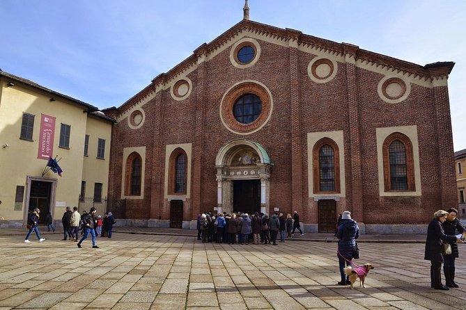 Lo mejor de Milán con La última cena de Leonardo Da Vinci o viñedo y Duomo de Milán, Milan, ITALIA