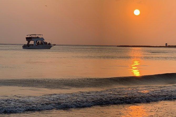 Paseo de Atardecer por la Bahía de Cartagena, Cartagena de Indias, COLOMBIA
