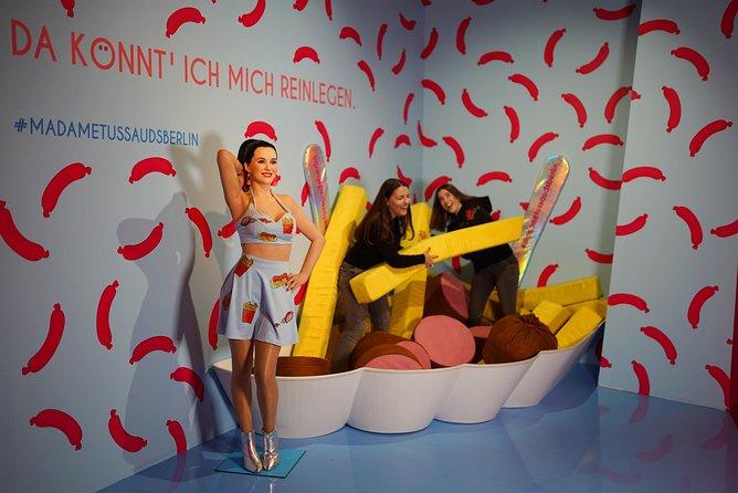 Madame Tussauds Berlin Admission Ticket, Berlim, Alemanha