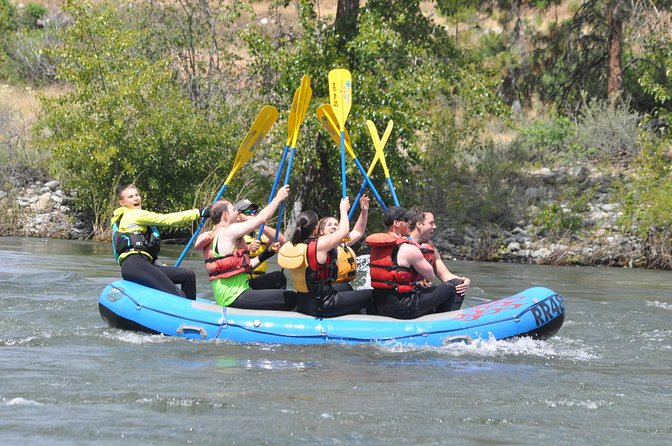 MÁS FOTOS, Whitewater and Wine: Wenatchee River Whitewater Rafting and Winery Tour