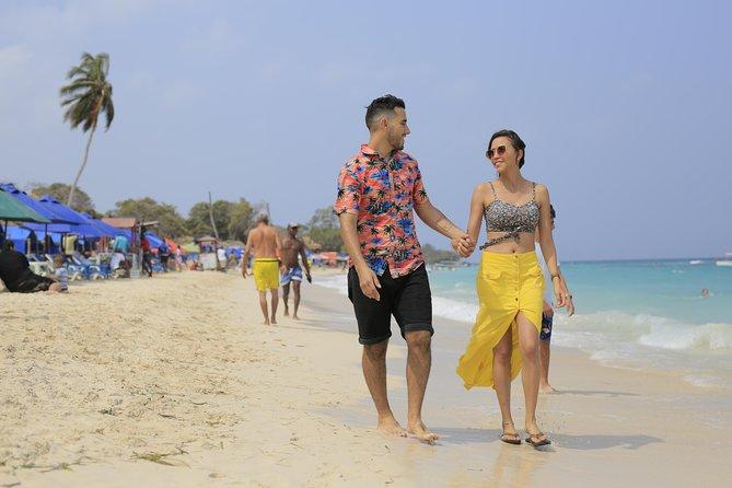Viagem diurna à Playa Blanca saindo de Cartagena, Cartagena das Índias, Colômbia