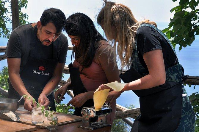 Walk, Cook & Eat of Amalfi Coast, Amalfi, ITALIA