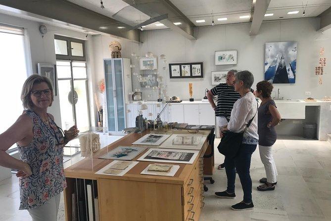 Tour de arte por los talleres de artistas alrededor de San Miguel de Allende, San Miguel de Allende, MEXICO
