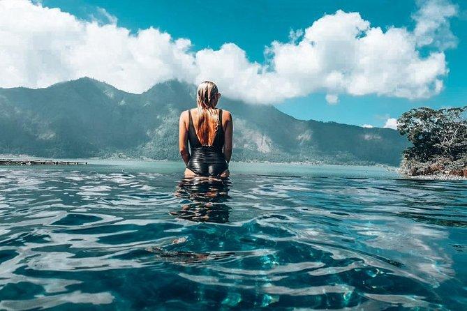 Private Tour: Full-Day Mount Batur Volcano Sunrise Trek with Natural Hot Springs, Seminyak, Indonésia