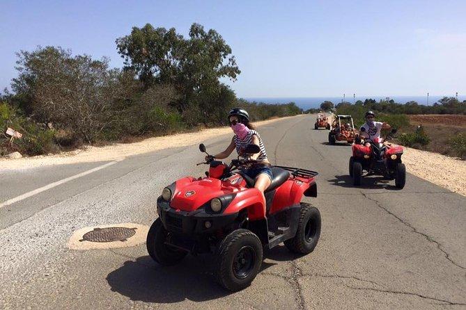 Kourion Quad Safari 3 1/2 hr Tour - From Limassol, Limasol, CHIPRE