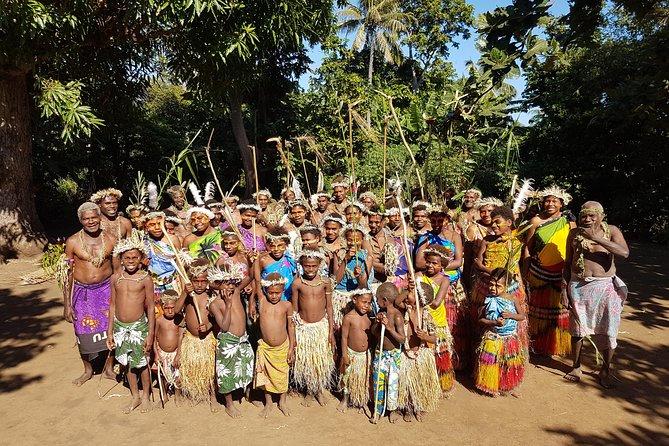 Tokatan Full Tour - Biggest Banyan Tree & Toka Dance, Isala de Tanna, VANUATU