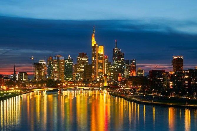 Private Transfer: Frankfurt to Frankfurt am Main Airport (FRA), Frankfurt, Alemanha