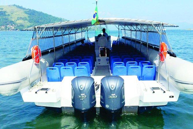 MAIS FOTOS, Transfer Ilha Grande (Abraão) x Paraty + Ticket Boat
