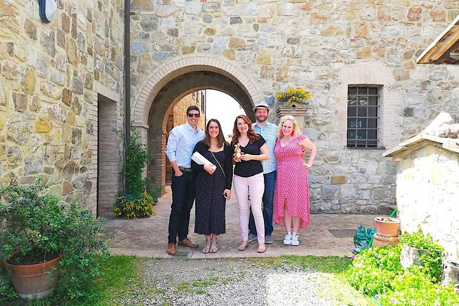 Brunello di Montalcino Wine Tour - Experiences 1 day exciting trip in Montalcino.<br><br>Tour Length: 7/8 hours. <br><br>Dates: Every season. <br><br>Days of Week: Everyday. <br><br>Departure Point: From your accommodation - pick-up and drop-off in Florence or Siena province.<br><br>Departure Time: From Florence 8.00 AM - From Siena 09.00/09.30 am <br><br>Note: During this excursion transport will be made in a Mercedes 9 seats minivan which offers the maximum comfort, with air-conditioning, large panoramic windows and comfortable seats. Unless you don't specify you want to remain private, is possible to be joined with some other people in the party  ( maximum 1 van )<br><br>Popularity: *****  (best seller wine and food tour in Tuscany)