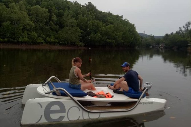 Ceclo Boat is accessible to everyone, it doesn't require any specific knowledge of navigation or permit.. Take a chance to explore Cherating Mangrove at your own pace..<br><br>Easy to use, CECLO allow you to enjoy a relaxing moment and discover the nature along the water. <br>