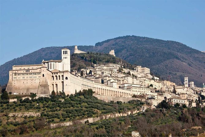 Assisi Fullday from Rome Lunch Included, Assisi, ITALY