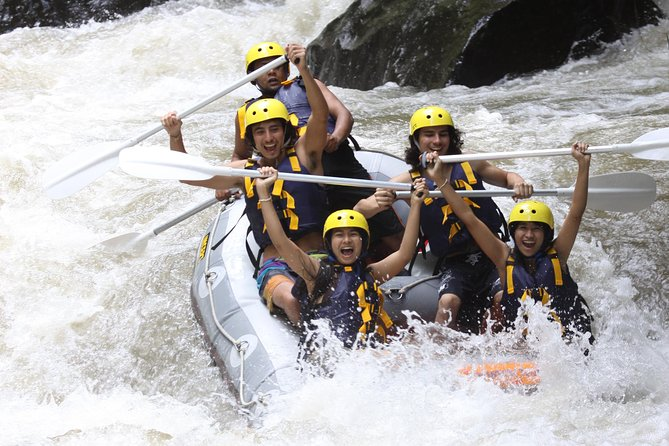 Full-Day Ayung River White Water Rafting and Ubud Tour, Seminyak, Indonesia