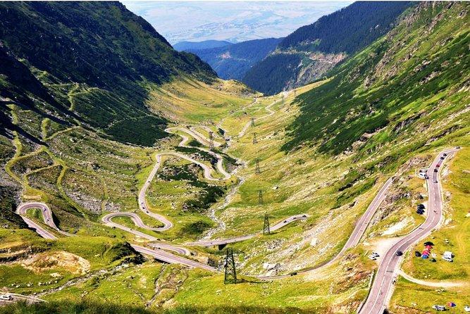 TRANSFAGARASAN & BALEA LAKE e-Bike TOUR, Brasov, ROMÊNIA