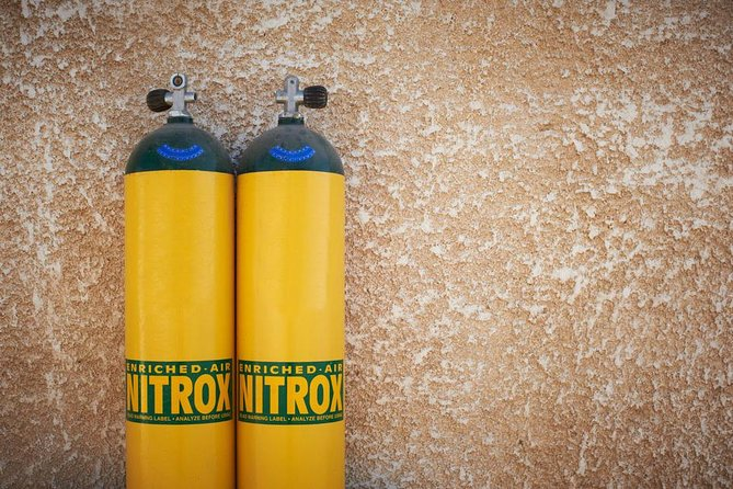 Utilize enriched air nitrox in your diving to extend your time underwater.<br><br>The Enriched Air Diver course is PADI's most popular specialty course. Enriched Air (Nitrox) gives you more no decompression time and allows you to enjoy longer bottom time, especially on repetitive scuba dives. When you complete the course with Alpha World Diving, we will ensure that you will get FREE nitrox air fills for any dives that you book with us in the future.