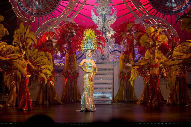 Skip the Line: Pattaya Tiffany Cabaret Show Entrance Ticket, Pattaya, Tailândia