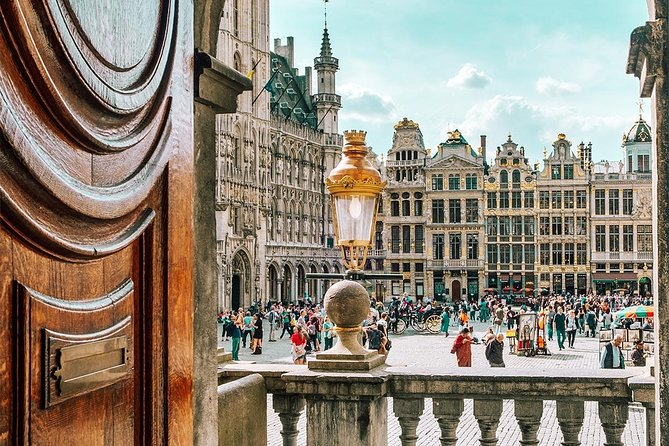 Private tour : Best of Brussels From Zeebrugge or Bruges Full day, Brujas, BELGICA