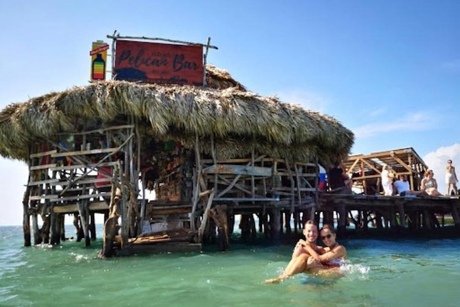 YS Falls and Floyds Pelican Bar, Montego Bay, JAMAICA