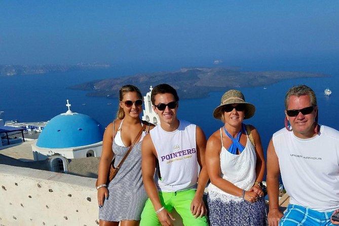 Recorrido privado personalizado: Santorini en un día, Santorini, GRECIA