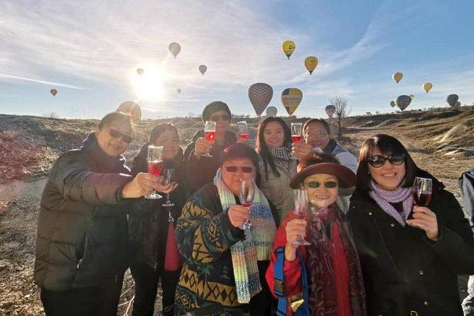 MAIS FOTOS, Hot Air Balloon Ride Cappadocia Tour