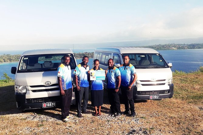 Airport Departure Transfer Port Vila Hotel to Airport, Port Vila, VANUATU