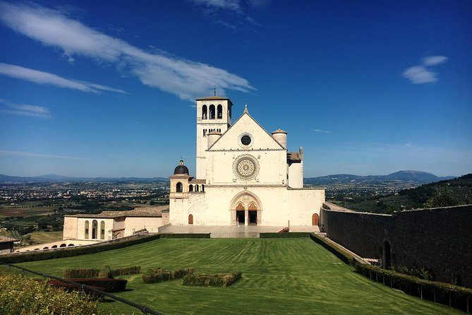 Assisi Treasures And St Francis Wood, Assisi, Itália