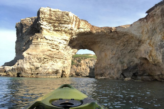 Kayak & Canoe Adventure: Roca, the Marine Caves on the Pirate Route, Lecce, Itália