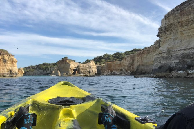 Kayak & Canoe Adventure: Roca, the Marine Caves on the Pirate Route, Lecce, ITALY