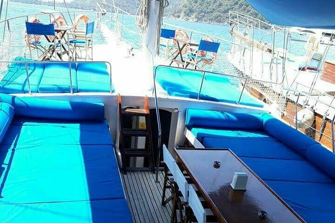 Beyond The 12 Islands Sailing Trip, Mugla, TURQUIA
