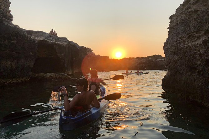 Kayak & Canoe Adventure: Roca, the Marine Caves on the Pirate Route, Lecce, ITALIA