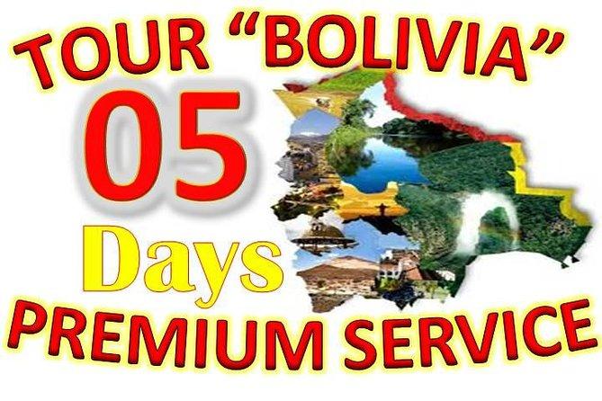 MÁS FOTOS, Tour Bolivia 05 Days ( Shared Service )