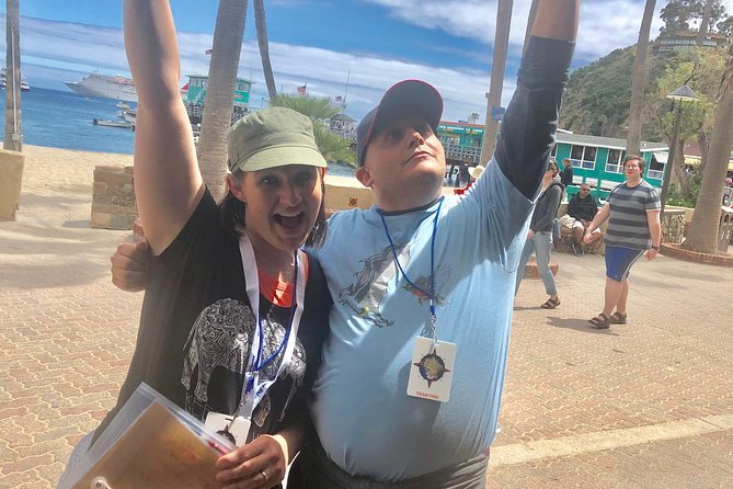 """""""A Truly Amazing Race""""!! The Fantastic Catalina Race is a unique hybrid of a sightseeing tour and interactive mystery novel around Avalon. Our races are unlike anything you've ever done before, and we offer an experience you will never forget. Great for the whole family! Great for Groups!"""