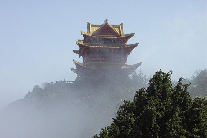 2 Days Mt. Emeishan and Leshan Bullet Train Adventure, Emeishan City, CHINA