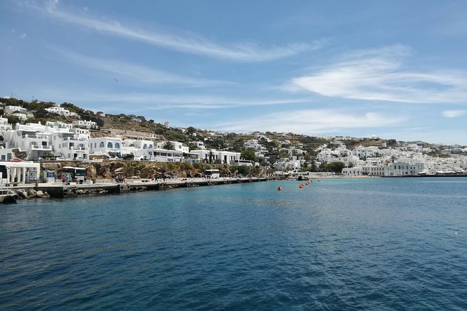 Private Mykonos island sightseeing tour (3hrs), Miconos, Greece