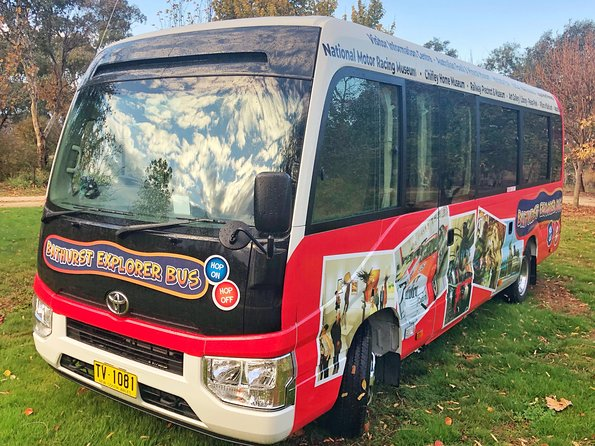 The Bathurst Explorer Bus is a unique way to see the 5 museums of Bathurst, parks, gardens, world famous Mount Panorama racing and much more. Learn about the history of Australia's oldest inland European settlement dating back to 1815. But learn more about the rich Aboriginal culture as we visit Wahluu (Mount Panorama), home to the Wiradjuri for thousands of years <br><br>Hop on, hop off as often as you like with your 48 Hour Bathurst Explorer Bus pass