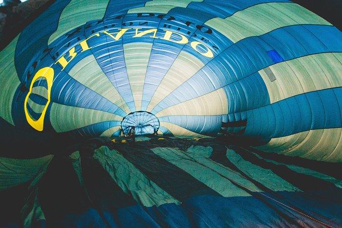 Orlando Sunrise Hot-Air Balloon Ride, Orlando, FL, ESTADOS UNIDOS