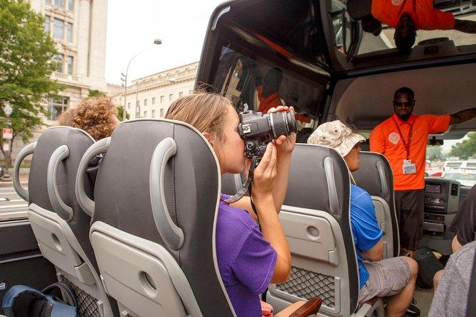 MÁS FOTOS, Open Top Convertible Bus Tour of DC