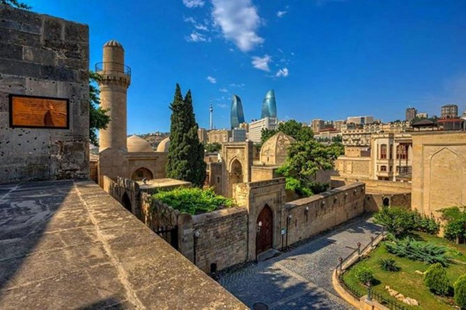 "Our ""Old and Modern Baku City"" tour is the best trip to observe the beautiful places of the unique city which combines historical and modern parts together."