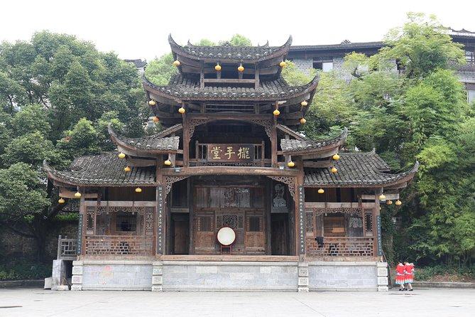 Furong town and Tianmen mountain day tour, Zhangjiajie, CHINA