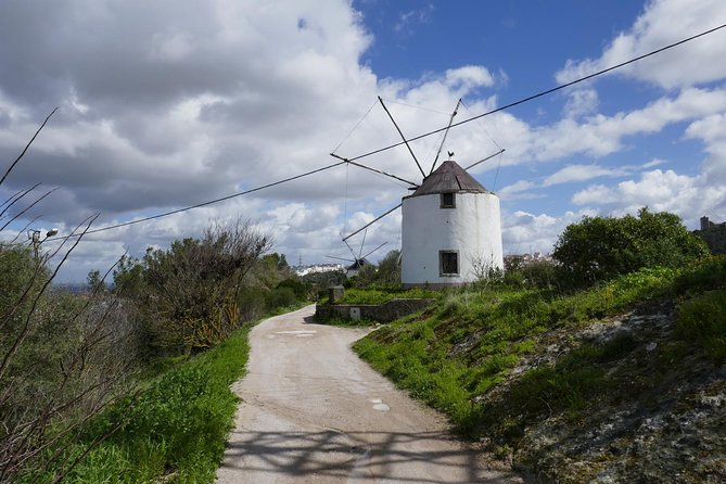 Walking Hiking windmills, Distrito de Setubal, PORTUGAL