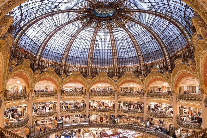 Experiência VIP de compras com acesso ao lounge, almoço e traslado, Paris, França
