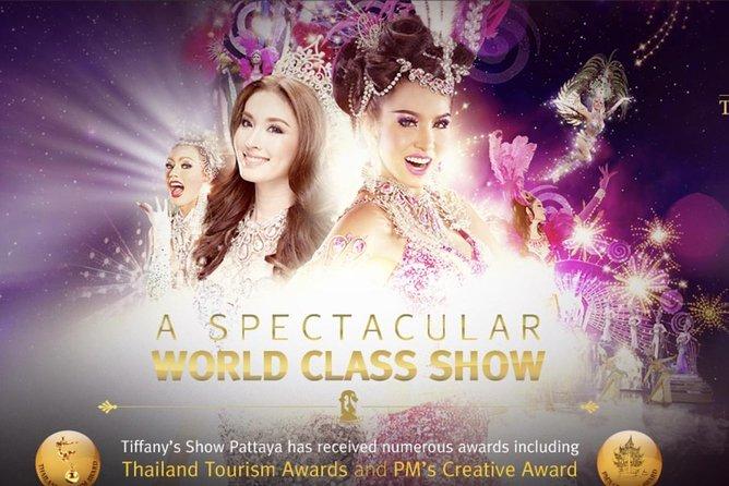 Skip the Line: Pattaya Tiffany Cabaret Show Entrance Ticket, Pattaya, Tailândia
