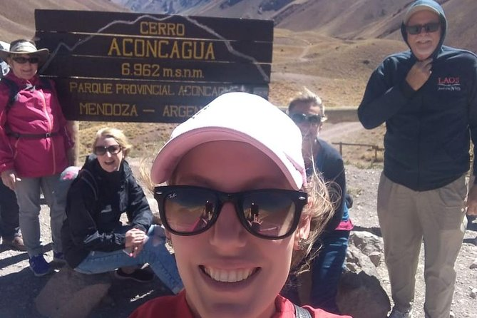 Tour Aconcagua Park in Small Group from Mendoza with Barbecue Lunch, Mendoza, ARGENTINA