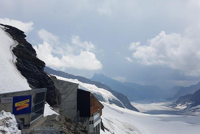 Self-Guided Tour: Jungfraujoch - Top of Europe, Lausana, Suíça