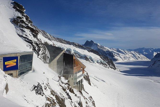 MÁS FOTOS, Self-Guided Tour: Jungfraujoch - Top of Europe