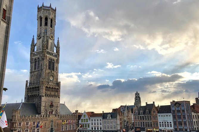 Private tour : Treasures of flanders Ghent and Bruges From Zeebrugge Full day, Gante, BELGICA