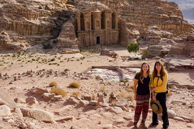 Experience Petra & Wadi Rum in One Day From Amman, Petra, Jordânia