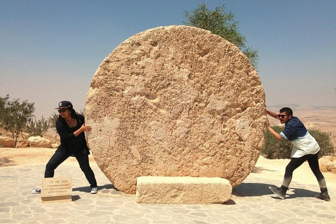 Full-Day Amman City Tour, Madaba, Mount Nebo and the Dead Sea from Amman, Aman, JORDANIA