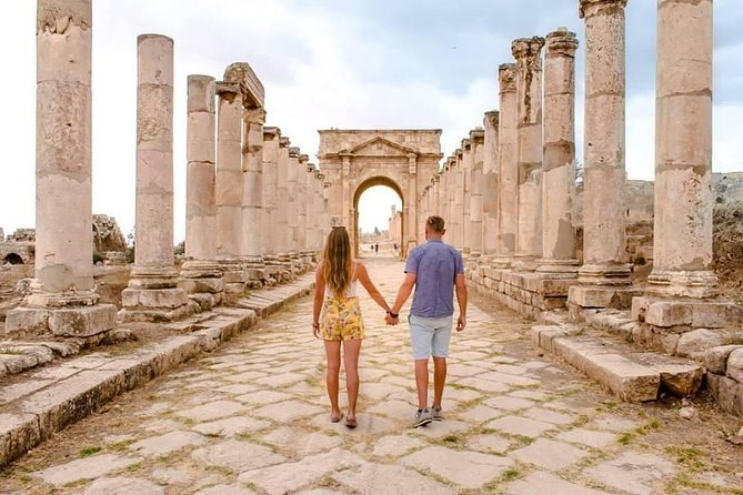 Half Day Private Tour From Amman To Jerash, Aman, Jordânia